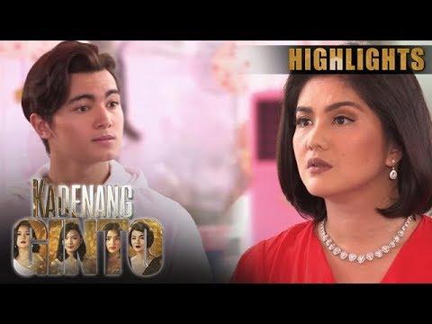 Daniela, hinarang ang manliligaw ni Marga | Kadenang Ginto (With Eng Subs)