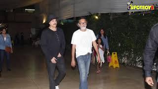 Anil Kapoor, Aishwariya Rai Bachchan & Rakeysh Om Prakash for Fanney Khan   SpotboyE