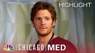 Chicago Med -  Let Him Go (Episode Highlight)