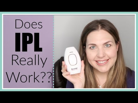 An Honest Review of the Brooklyn Body Co At-Home IPL Laser Hair Removal System | Did it Really Work?