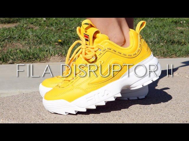 FILA DISRUPTOR 2 [On Feet Showcase