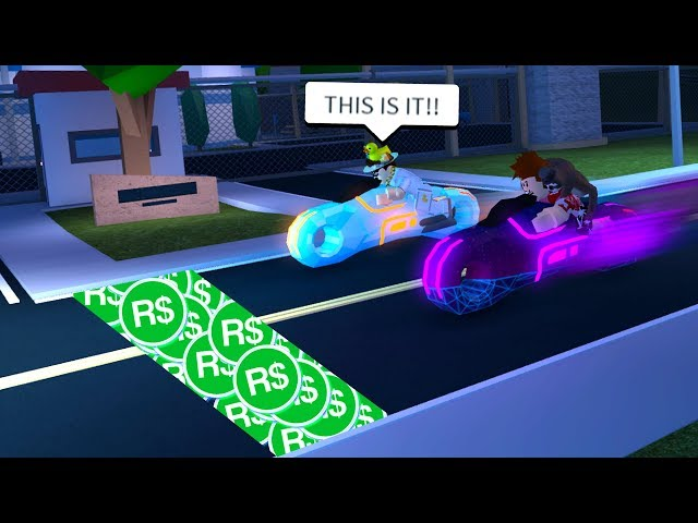 You Wont BELIEVE Who Won 250,000 Robux.. (Roblox)