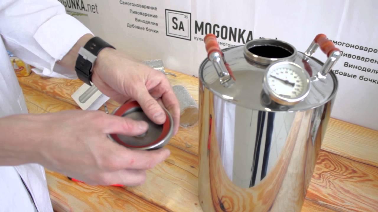 Сборка самогонного аппарата магарыч самогонные аппараты добрый жар производитель