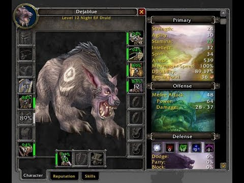 DejaClassicStats - Addons - World of Warcraft - CurseForge