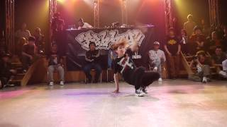 ■BOTY B-GIRL 2 vs 2 BATTLE■ kanamyw vs SPARKY JEWEL