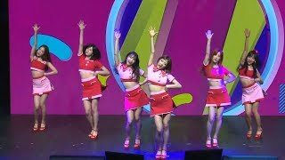 Apink(에이핑크) 'FIVE' Showcase Stage (Pink UP, 쇼케이스)