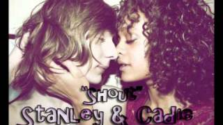 "Skins- ""Shout""- Stanley&Cadie (Cover) +Song Download"