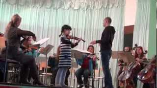 Ш.Данкля.Вариации на т.Вейгля.Charles Dancla.Variés for violin are based on themes by  Weigl.