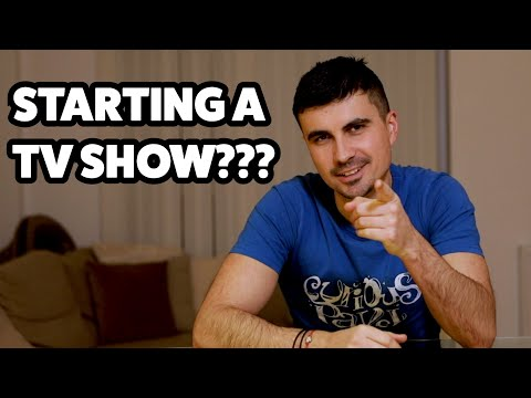 YouTube Channel = Having a Television Show
