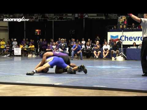 ScoringLive: HHSAA Wrestling Championships  Boys 160 final