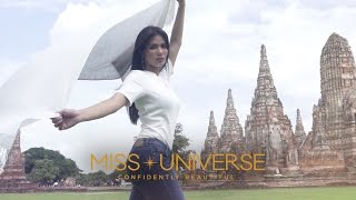 up close miss universe thailand chalita suansane
