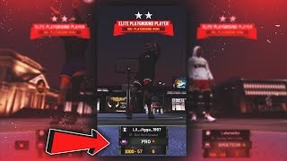100% PROOF RECORD DOSEN'T MATTER ON NBA2K19 PULLING UP ON BEST PARK RECORDS!