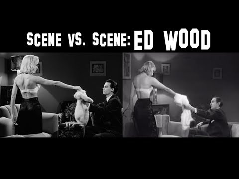 Scene vs. Scene: Ed Wood (HD) JoBlo.com
