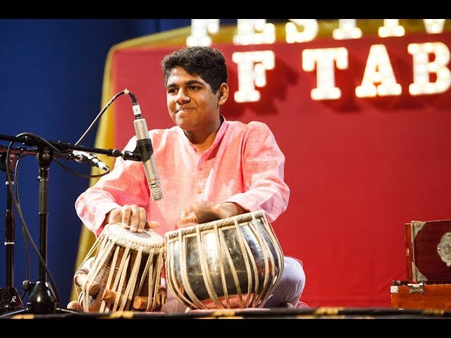 Festival of Tabla 2018 - Pancham Pawan