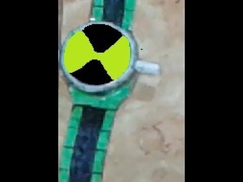 Бен 10 РАСПАКОВКА - часы омнитрикс - игрушки для мальчиков - YouTube