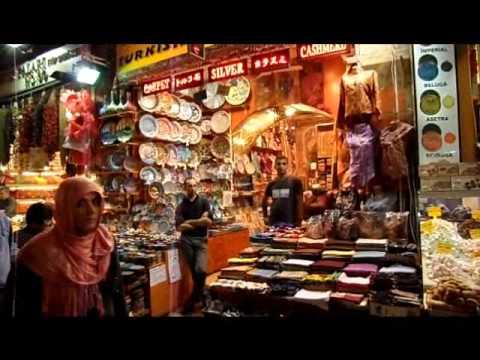 Spice Markets in Turkey