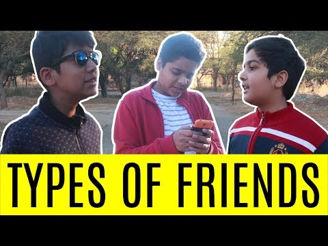 Types of Friends | By Ruhail | Funny Video |
