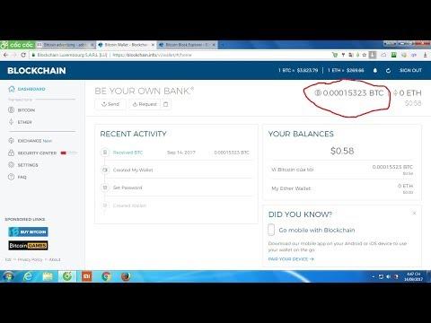 adbtc.top uy tín đã về ví Blockchain