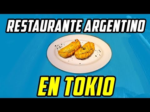 Restaurante Argentino en Tokio + Cementerio japonés + Paseo en patineta eléctrica | Riken's Life