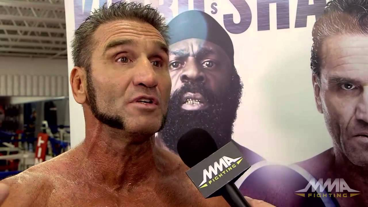 bellator 138 ken shamrock says entitlements got way in career