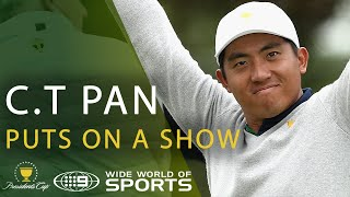 Pan's in-form Day Three - Presidents Cup 2019 | Wide World of Sports