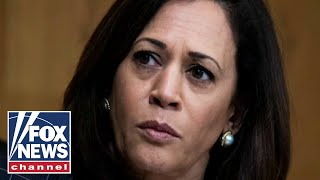 'Outnumbered' reacts to Harris' dipping poll numbers: 'She's not up to the task'