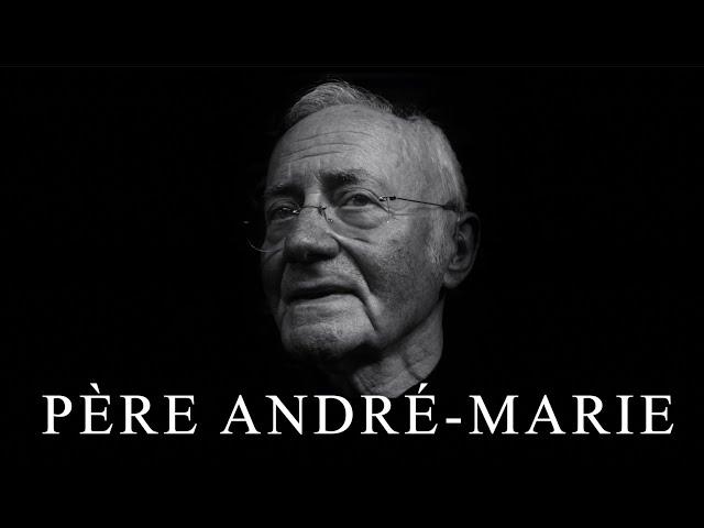 PÈRE ANDRÉ-MARIE: LA VIE, L'AU-DELÀ, LA FOI, L'ÉGLISE, DIEU ET LA RÉINCARNATION.