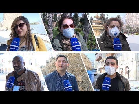 Как живёт Баку в условиях карантина из-за коронавируса
