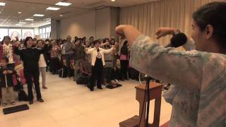 """POWER FROM ABOVE"" - Rev. Fr. Augustine Vallooran V.C., Divine Retreat Centre"