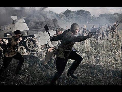ВОЕННЫЙ ФИЛЬМ. «ЗАГРАДОТРЯД» фильм 18+ и Лучшие русские фильмы про войну 1941г.
