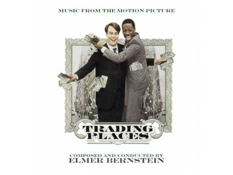 24. Train (promotional LP version) - Elmer Bernstein (Trading Places Original  Soundtrack)