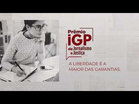 PRÊMIO IGP DE JORNALISMO