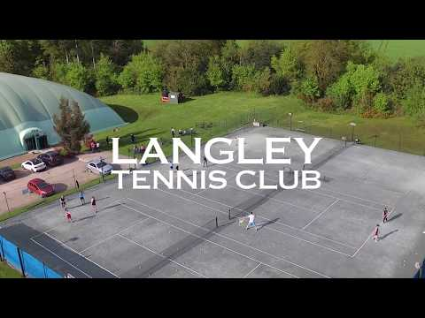 Langley Tennis Club Welcome Video 2018