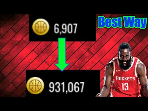INSANE COIN MAKING METHOD 1MILL IN 35 SECONDS/NBA LIVE MOBILE 18 BEST COIN MAKEING METHOD