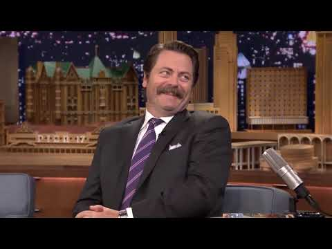 Nick Offerman Is Real Life Ron Swanson