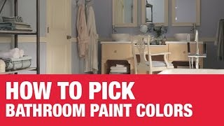 Choosing Bathroom Paint Color - Ace Hardware