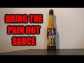 BRING THE PAIN HOT SAUCE CHALLANGE - 50 Subscriber Special