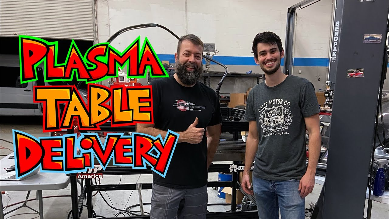 Download Building a Plasma Table for Fasterproms