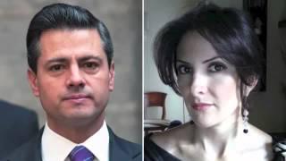 Peña Nieto por teléfono con Maritza la mamá de su hijo no reconocido