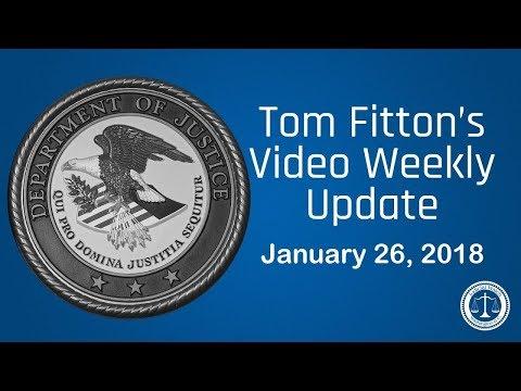 JW Pres. Tom Fitton on FBI Texts Scandal, DOJ Stonewalling JW on Mueller, & DACA/Amnesty Mess