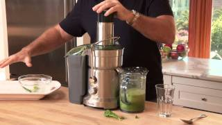 How to Make Mean Green Juice at Home with Joe Cross | Williams-Sonoma