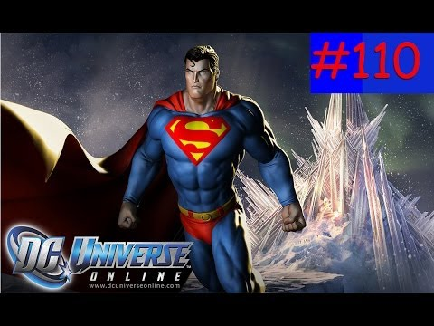 DC Universe Online Hero Walkthrough/Commentary Part 110: Bizkit vs Circe