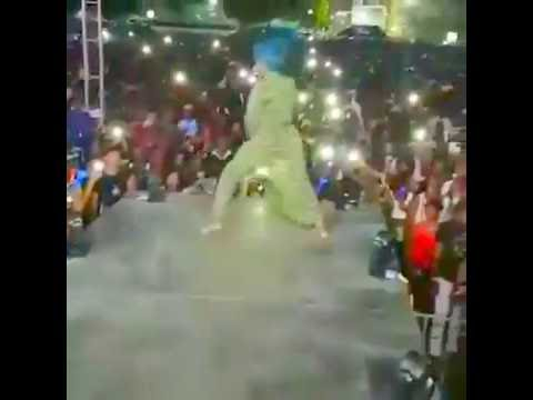 Spice Jump And Skinout Dih Pum Pum On Stage