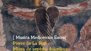 Musica Medieval Sacra Missa de septem doloribus.
