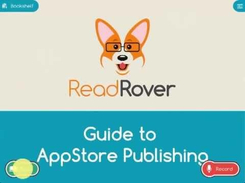 ReadRover App, Bookshelf Demonstration