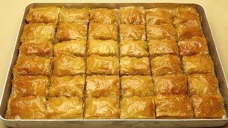 Türkisch Baklava Rezept | Türkische Rezepte