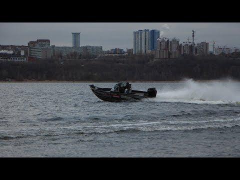"""Послушный """"мустанг"""". Windboat 5.0 Evo Fish. Часть 2"""
