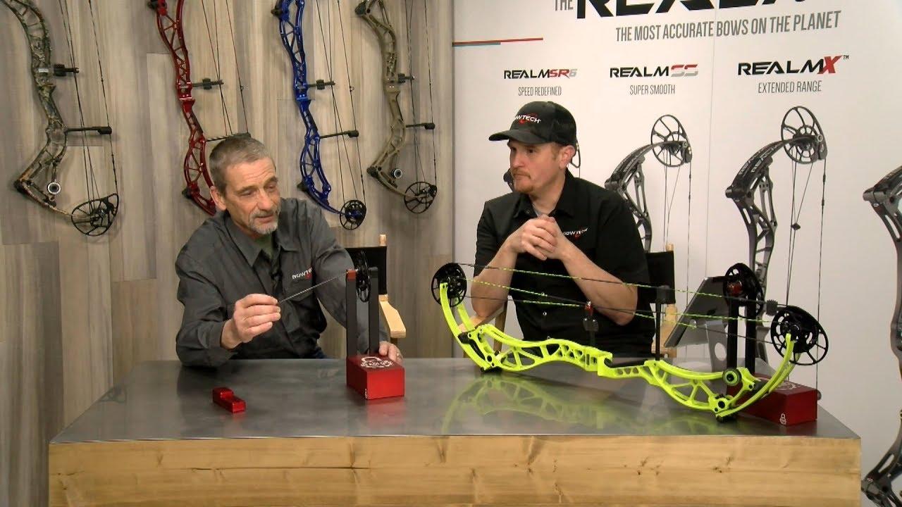 Tech Talk - 2/21/2019 | Bowtech Archery