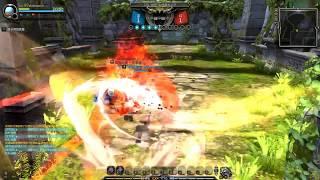 Dragon Nest PVP #459 Lv.93 Spirit Dancer vs Ripper (드래곤네스트 ドラゴンネスト 龙之谷 龍之谷)