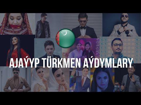 Iň köp diňlenen Türkmen Aýdymlary! (Ajaýyp Türkmen Aýdymlary) Part-1